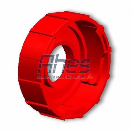 PowerCure Spare Mixer Cap Red