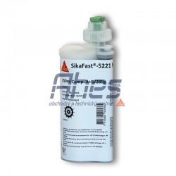 SikaFast®-5221 NT (AB) 250ml 2KARTUŠE šedá