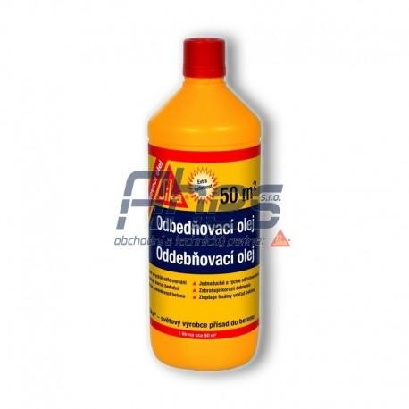 Sika® Odbedňovací olej