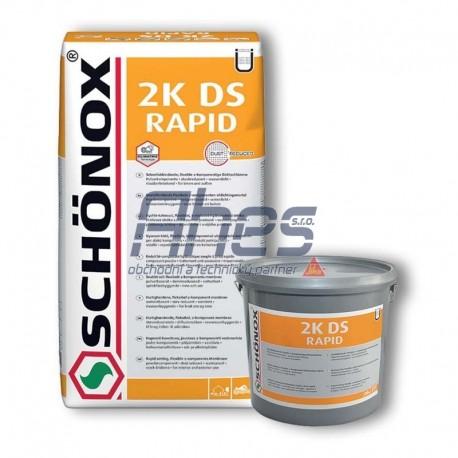 SCHÖNOX 2K DS RAPID (AB) 17,5kg