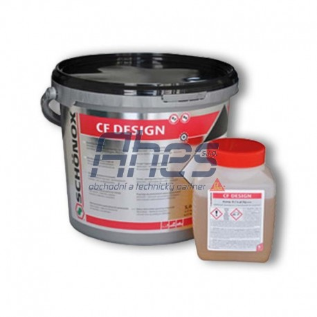 SCHÖNOX CF DESIGN (AB) 2,5kg antracitová