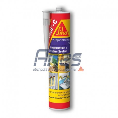 Sikasil® -C 300ml bílá