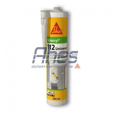 Sikacryl®-112 Universal 280ml bílá